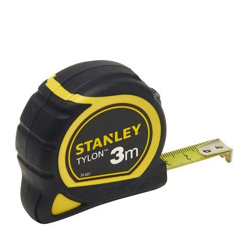 Ruleta Tylon cu protectie cauciuc 3m Stanley 1-30-687