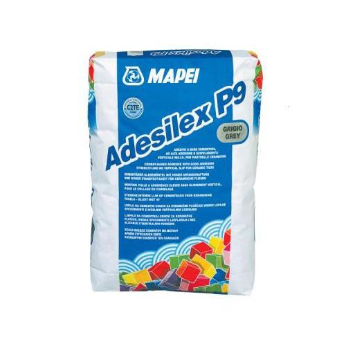Adeziv gresie si faianta Adesilex P9 -Gri