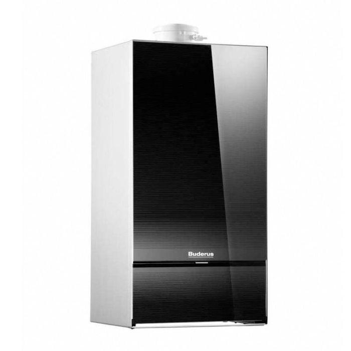 Centrala termica in condensatie Buderus Logamax Plus GB 172i System 42 kW negru 1