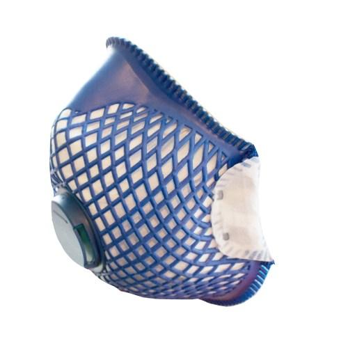 Masca de protectie cu valva ERGONET FFP2 PortWest P271