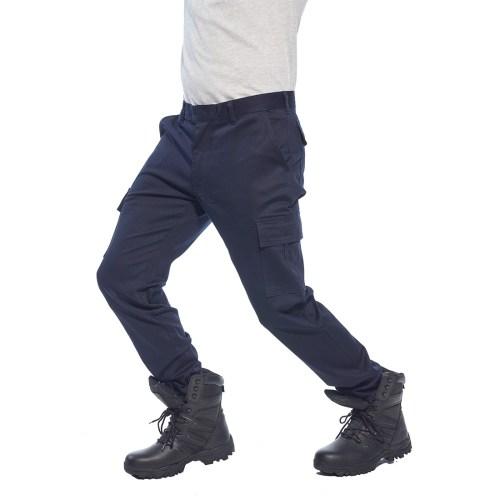 Pantaloni Combat Slim Strech PortWest S231