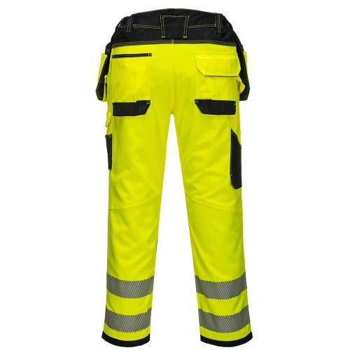 Pantaloni Vision HiVis PortWest T501
