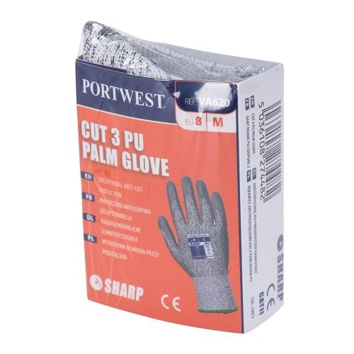 Manusa vending Cut 3 aplicatii PU palma PortWest VA620