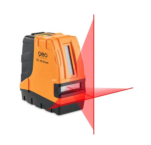 Nivela laser Geo-Fennel FL 10 Cross -2 linii incrucisate