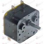 Timer 601 2cu -poli timp de funcționare 60min acționare mecanic 2CO la 250V 16A