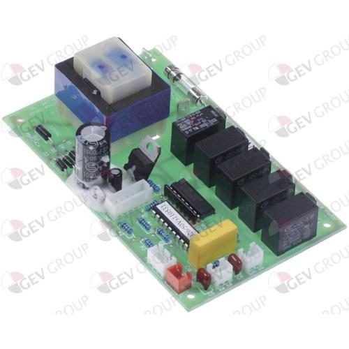 Placa electronica de control automat de cuburi de gheață