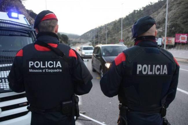 mossos i bombers