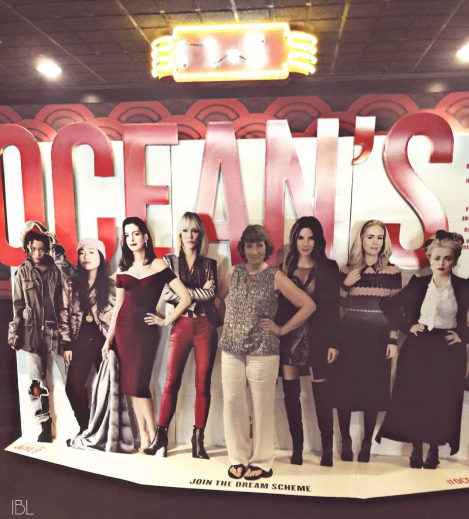 Ocean's 8 , film, jaf cu clasa