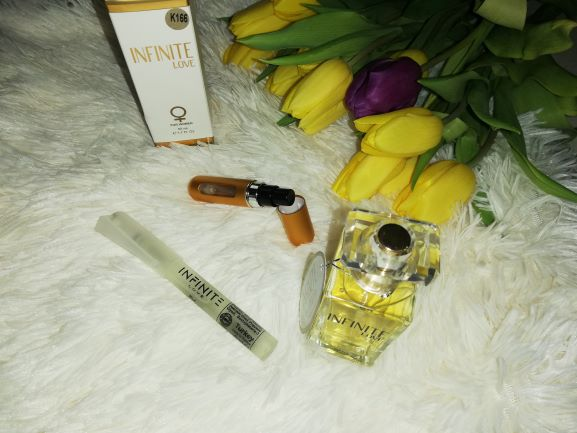 parfum infinite love
