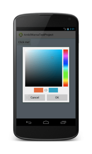 Color Picker screenshot