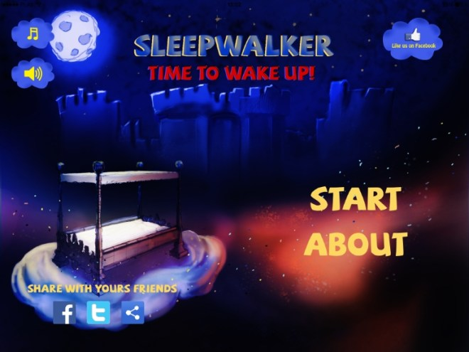 Sleepwalker game