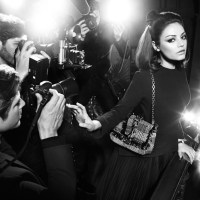 mila kunis for miss dior, fall 2012.