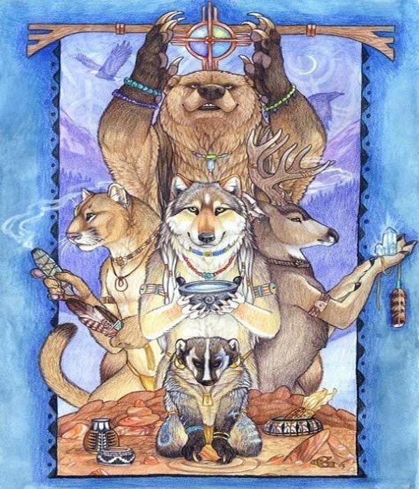 meditación para Averiguar mi totem  o animal de poder