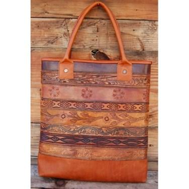 Brown Belt Bag
