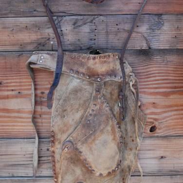 Vintage Cowboy Chaps Bag