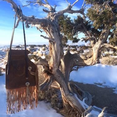TOTeM the original... Chaps on Tree & Snow Utah