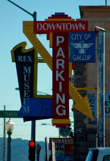Downtown Gallup