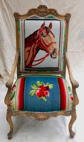 TOTeM Horse Rose Chair