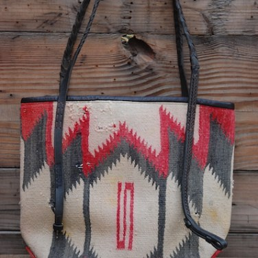 Red & Grey Navajo