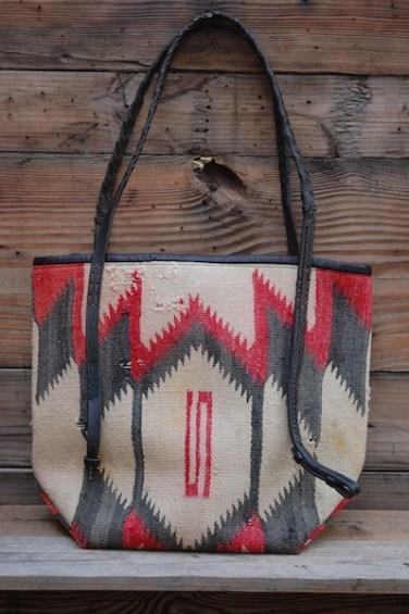 Red & Grey Navajo