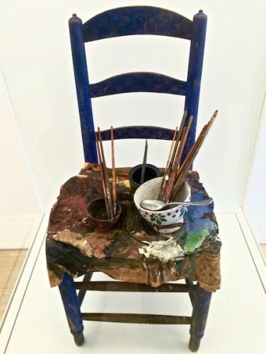 Picasso's Chair Paris
