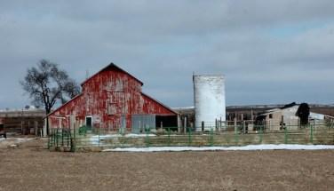 Red Barn Nebraska