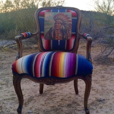 TOTeM Serape Chief Chair