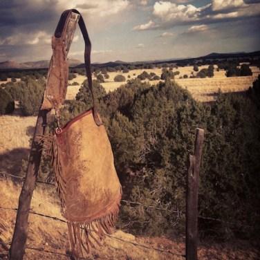 Totem Vintage Chaps Bag
