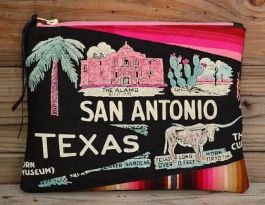 Vintage Travel Pennant