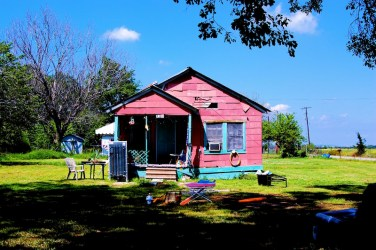 Pink House Louisiana