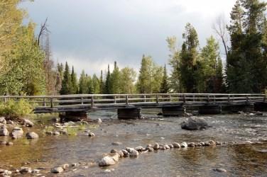 Wyoming Foot Bridge