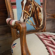 Blu Horse : Crm Chimayo r arm