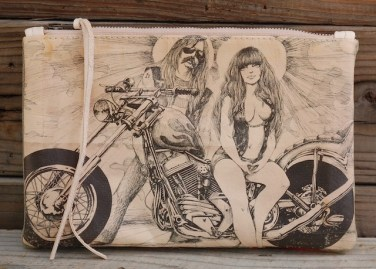 1970's Free Spirits on Leather