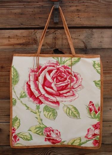 Rose Soft Tote