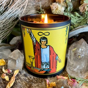 The Magician - Tarot Candle