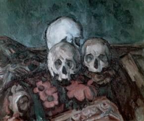 Cézanne_Schädel_1904