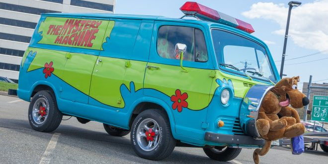 controversy in the new Scooby-Doo movie