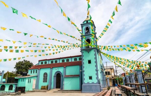 San Jose Church in Huajuapan de Leon