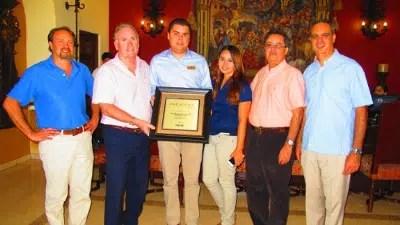 Los Cabos Resort Honored with award