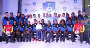 Puerto Plata's FC Atlántico Professional Soccer Team