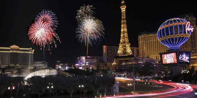 Travel Zoom Pro Highlights New Year's Celebrations in Las Vegas