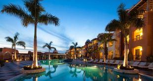 Hacienda Eencantada resort and residences Baja California pool