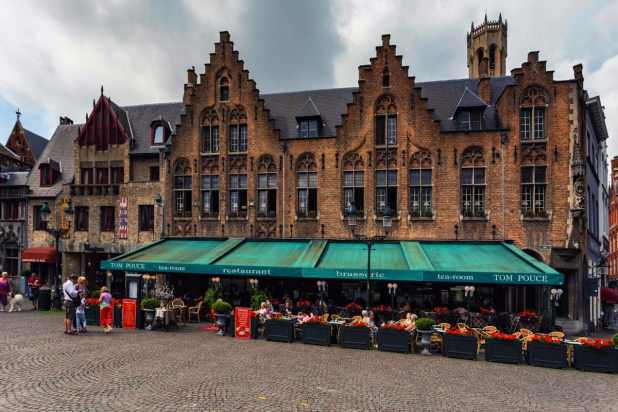 Brugge is Belgium's Top UNESCO World Heritage Site (1)