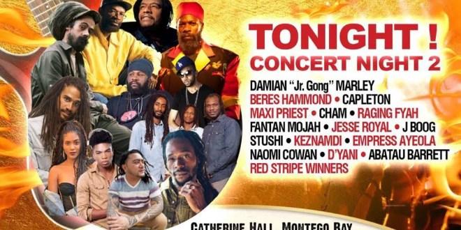 Reggae Sumfest Big Success in Montego Bay July 2018 (4)