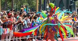 San Francisco Gay Pride Event Erupts With Violence