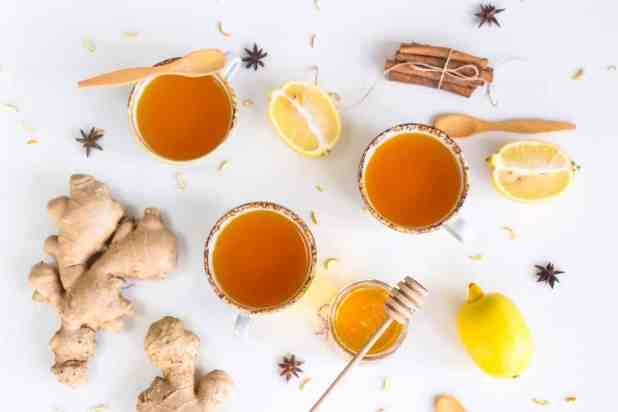 Tea With Turmeric Among Products For Improving Immunity And Trea