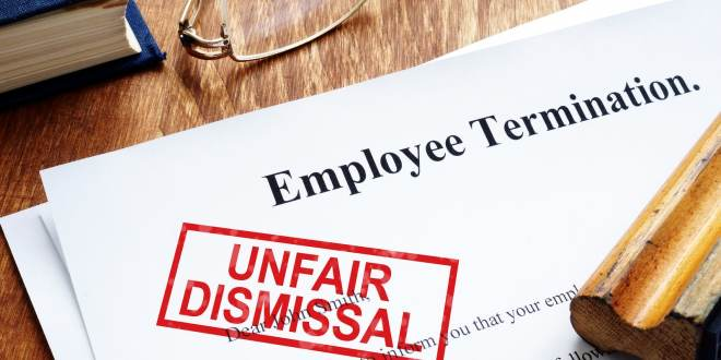 How to Deal With Wrongful Termination 2
