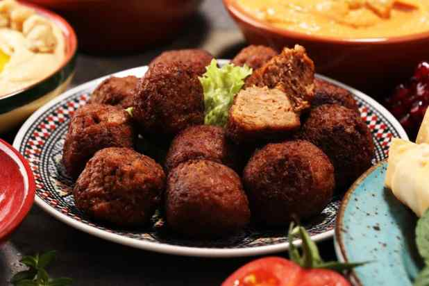 Middle eastern or arabic dishes