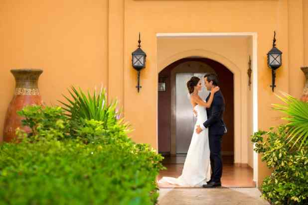 wedding at Hacienda Encantada