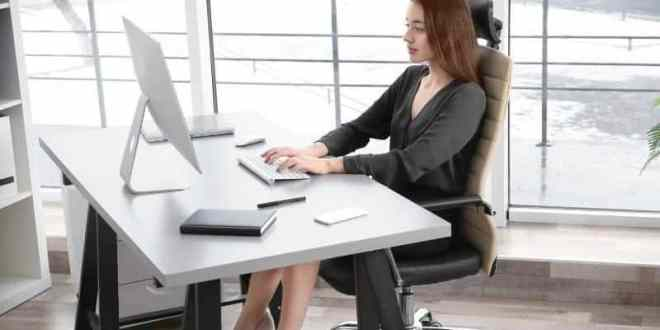 The Importance of Good Posture in the Workplace